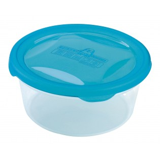 PolarFrost Емкость круглая для хранения в морозилке 0.8л, 14.5*6.5см (арт.1770)