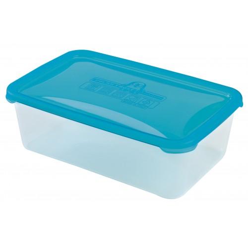 Поларфрост Ємність для зберігання у морозилці 4л, 29,5*19,5*9,1см (1754)