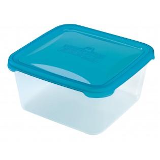 Поларфрост Ємність для зберігання у морозилці 2,4л, 19,5*19,5*9,1см (1765)