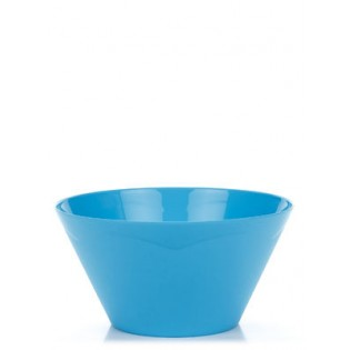 Китченмікс Салатник пластиковий 1,6л d20 (2610_голубой)