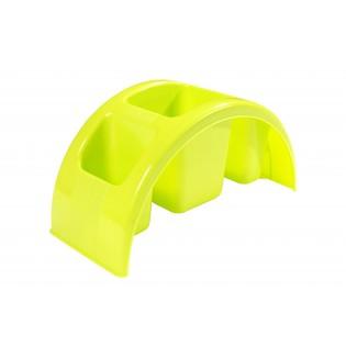 Китченмікс Сушарка для посуду 26*12*11,3см (2211_зеленый)