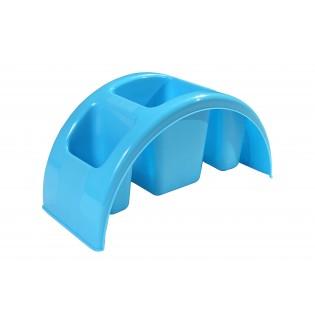 Китченмікс Сушарка для посуду 26*12*11,3см (2211_голубой)