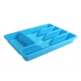Китченмікс Сушарка для посуду 39*29*5см (211_голубой)