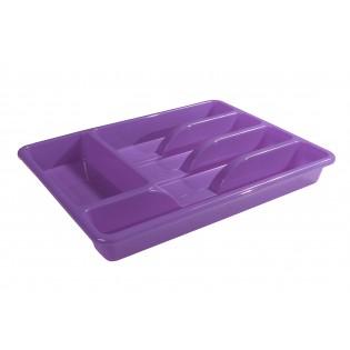 Китченмікс Сушарка для посуду 39*29*5см (211_сереневый)