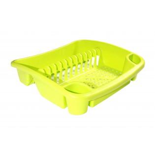 Китченмікс Сушарка для посуду 39*39*11см (2204_зеленый)
