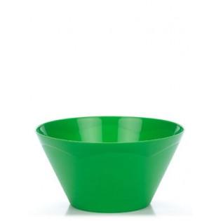 Китченмікс Салатник пластиковий 7л, d32 (2612_зеленый)