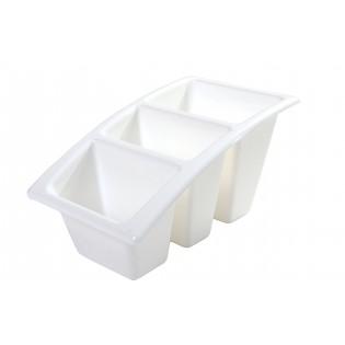 Китченмікс Сушарка для посуду 22*14*11,5см (2212_белый)