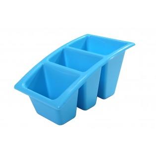 Китченмікс Сушарка для посуду 22*14*11,5см (2212_голубой)