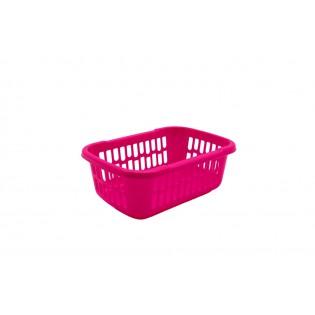 Баскетс Корзина універсальна 2.5л, 22*16*8см (5080_розовый)