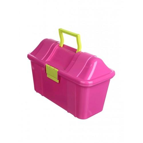 Боксманія Ящик пластиковий скриня 7,7л, 38,5*27,5*24см (6000_розовый)