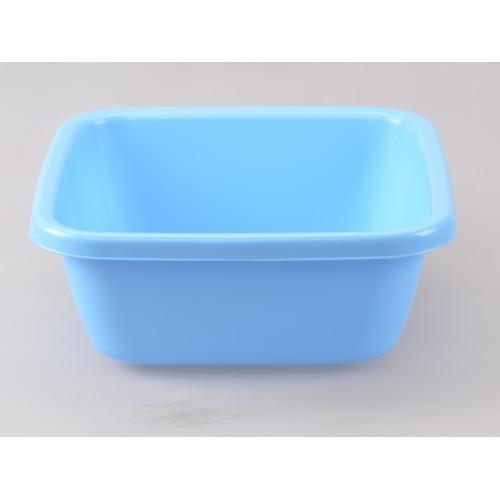 Клінінг Миска господарча квадратна 6л, 30*30см (333_голубой)