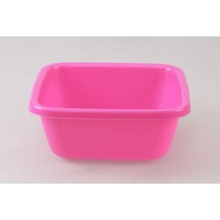 Клінінг Миска господарча квадратна 6л, 30*30см (333_розовый)