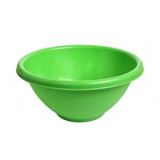 Китченмікс Салатник пластиковий 4,7л, d30 (112_зеленый)