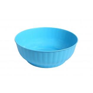 Китченмікс салатник пластиковий 3л, d24 (104_синий)