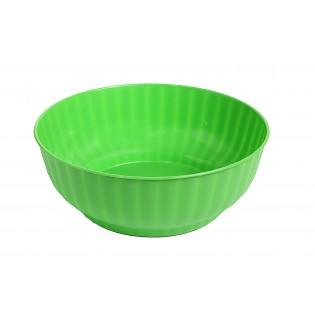 Китченмікс салатник пластиковий 3л, d24 (104_зеленый)