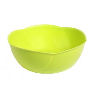 Китченмікс Салатник пластиковий d30см h10,5см (136_зеленый)