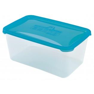 Поларфрост Ємність для зберігання у морозилці прямокутна 5,3л, 29,5*19,5*12,7см (1755)