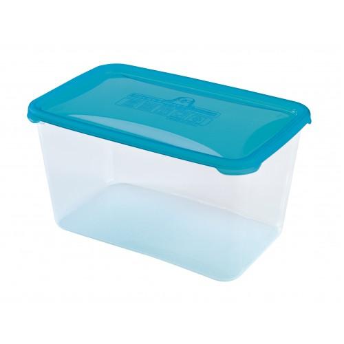 Поларфрост Ємність для зберігання у морозилці прямокутна 6,4л, 29,5*19,5*15,5см (1756)