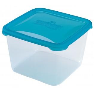 Поларфрост Ємність для зберігання у морозилці прямокутна 3,4л, 19,5*19,5*12,7 (1766)