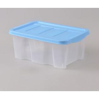 Боксманія Ящик пластиковий 1,5л 19*15см (1571_синий)