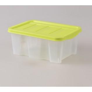 Боксманія Ящик пластиковий 1,5л 19*15см (1571_зеленый)