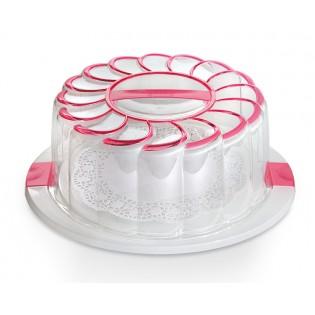 Контейнер для торта, d28 см (04438)