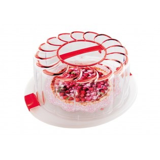 Контейнер для торта, d28 см (05954)