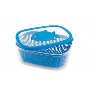 Контейнер для рыбы, 4л, в комплекте съемное дно (06340)