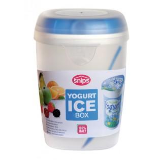 Контейнер для йогурта/салата, 0.5л (03677)